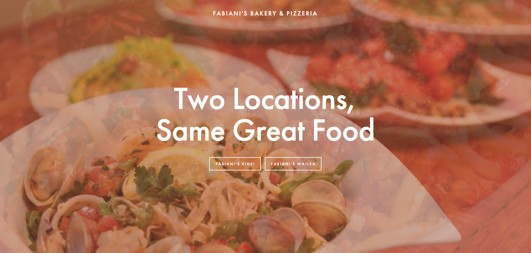 Fabiani's Bakery and Pizzeria
