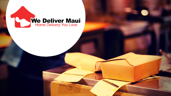 We Deliver Maui Food Delivery About Us