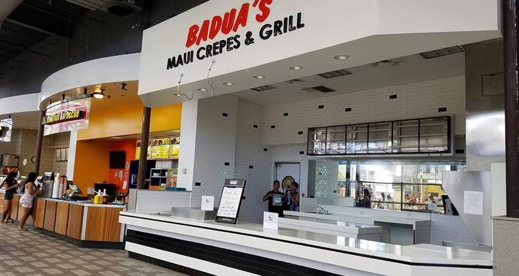 Baduas Maui Crepes & Grill