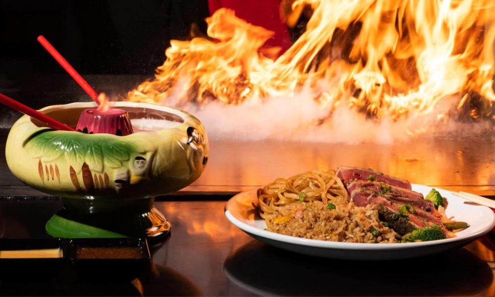 Kobe Japanese Steak House & Oku's Sushi Bar