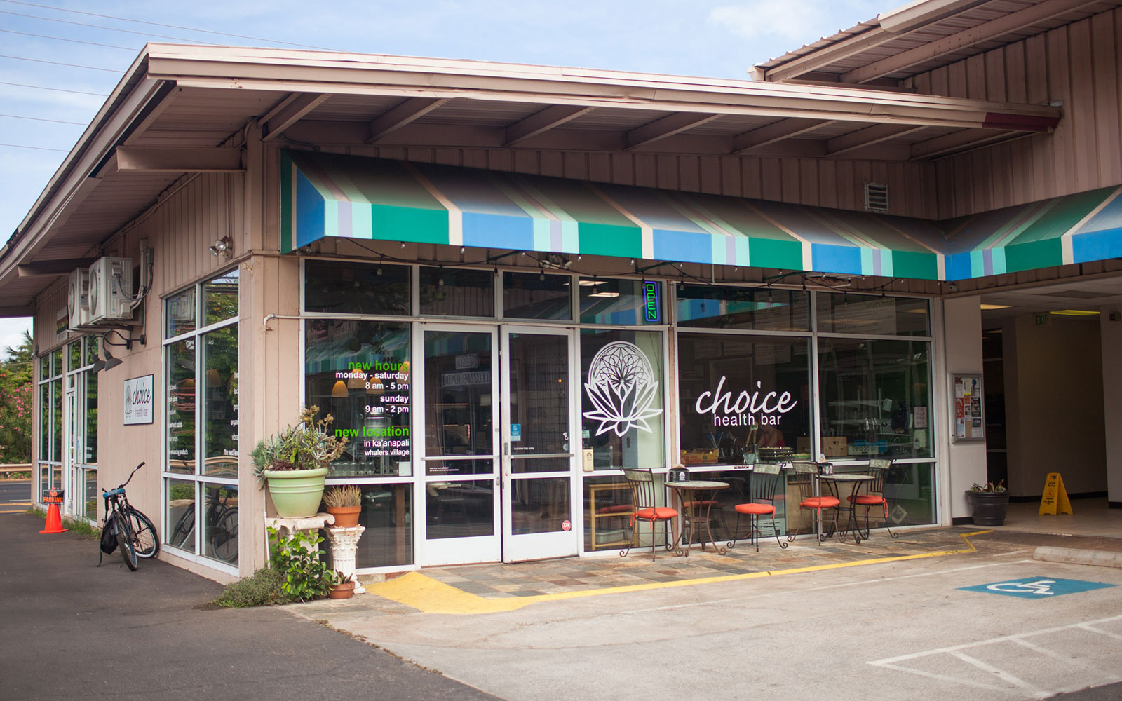 Choice Health Bar Lahaina