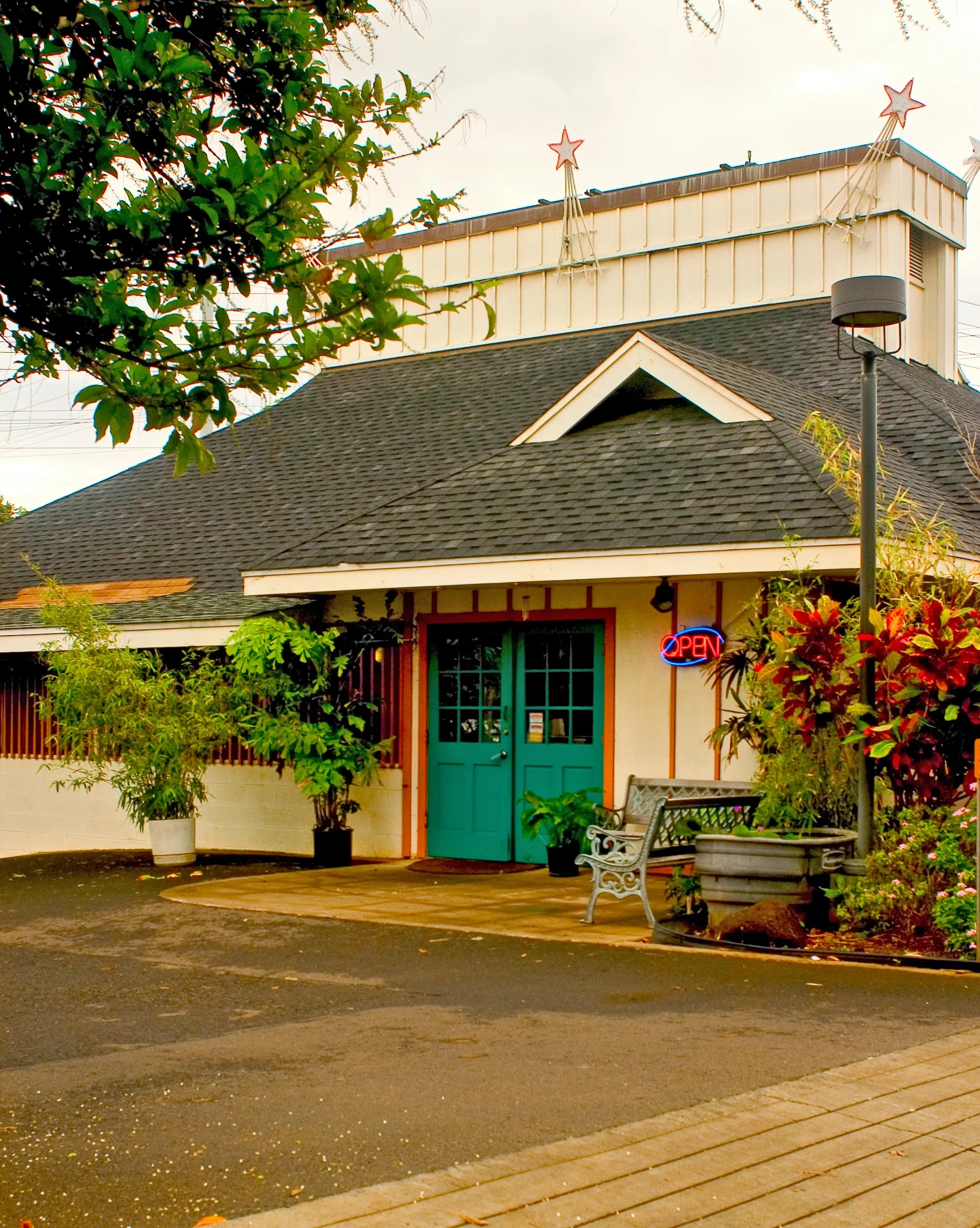 A Saigon Cafe
