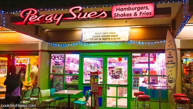Peggy Sue's Maui