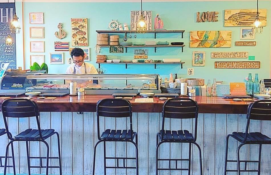 1054 Togoshi Sushi Restaurant